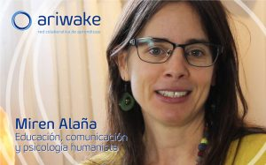 ariwake miren alaña educación comunicación psicología gestalt
