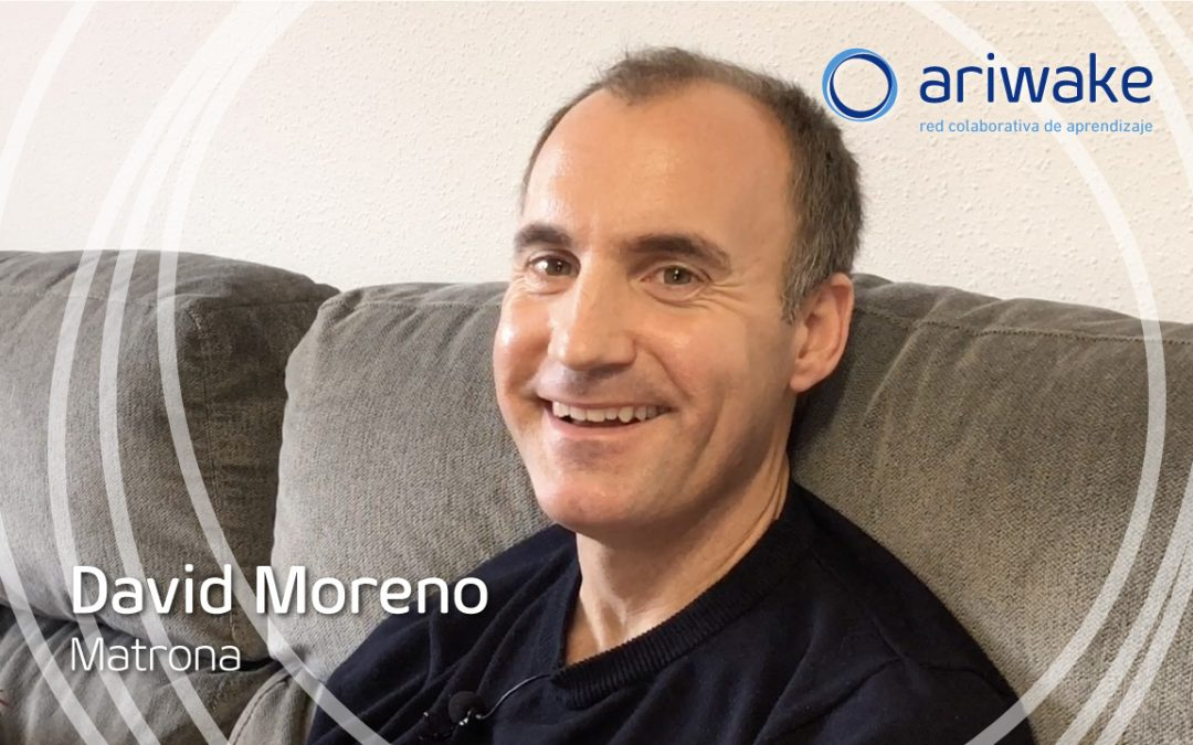 """David Moreno: """"Entramos en contacto con lo más íntimo de las familias"""""""