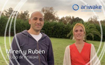 """Equipo Ariwake: """"Ahora es nuestro turno"""""""
