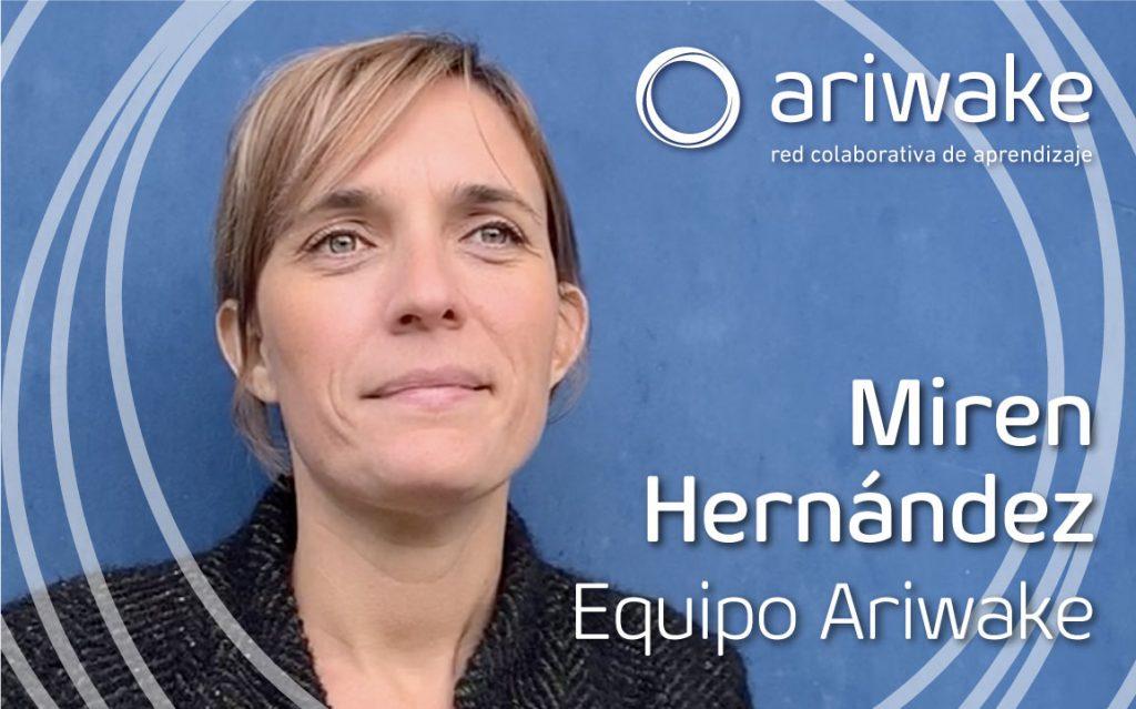 ariwake Miren Hernández despertar