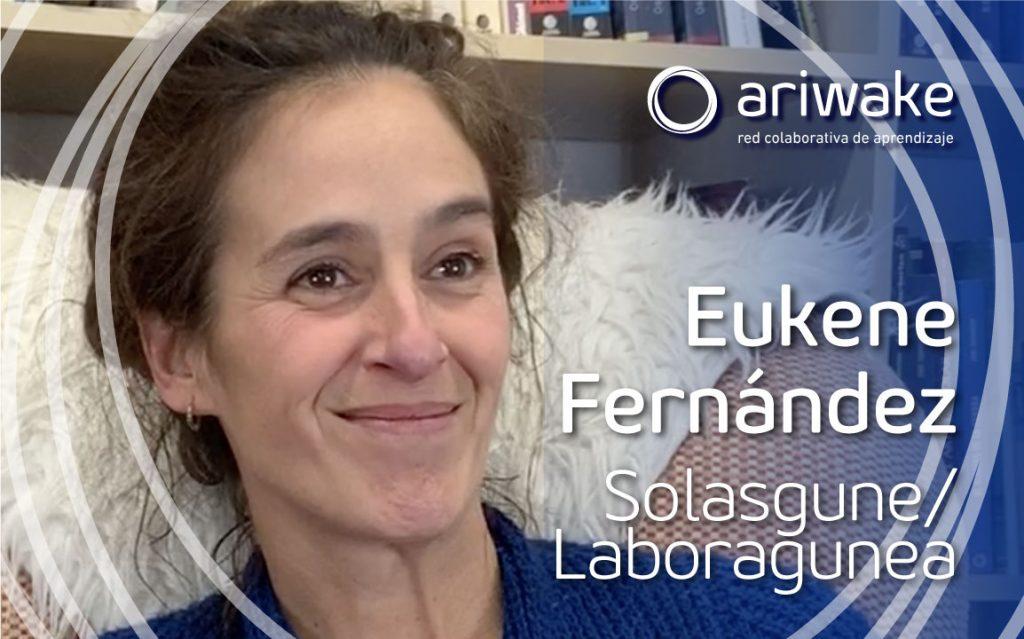 Eukene Fernández de Solasgune y Laboragunea, vídeo con ariwake
