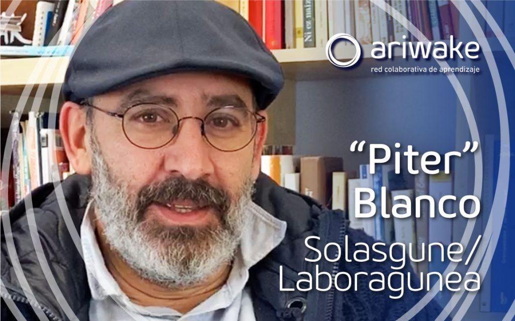 Piter, Pedro Blanco de Solasgune y Laboragunea