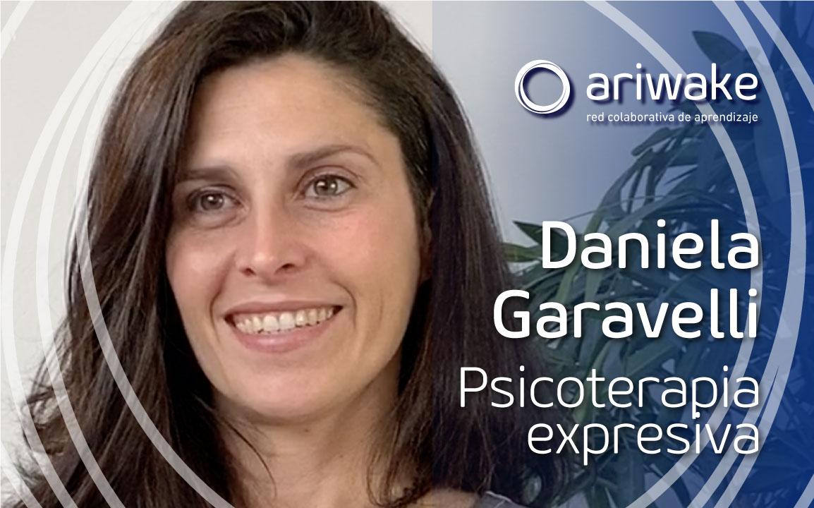 ariwake video daniela garavelli psicoterapia expresiva arteterapia