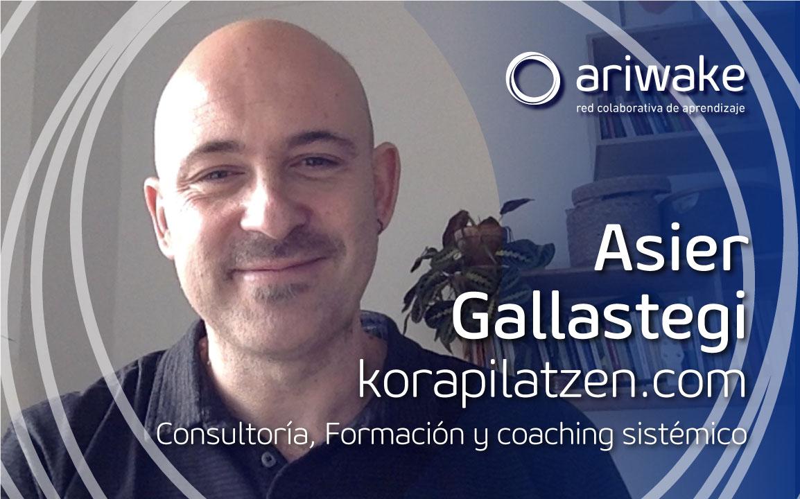 ariwake video asier gallastegi korapilatzen formación consultoría coaching sistémico
