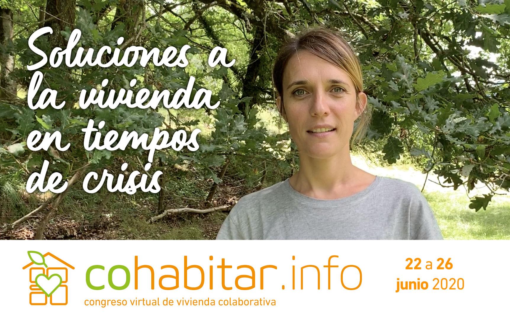 cohabitar videos vivienda crisis congreso virtual ariwake vivienda colaborativa