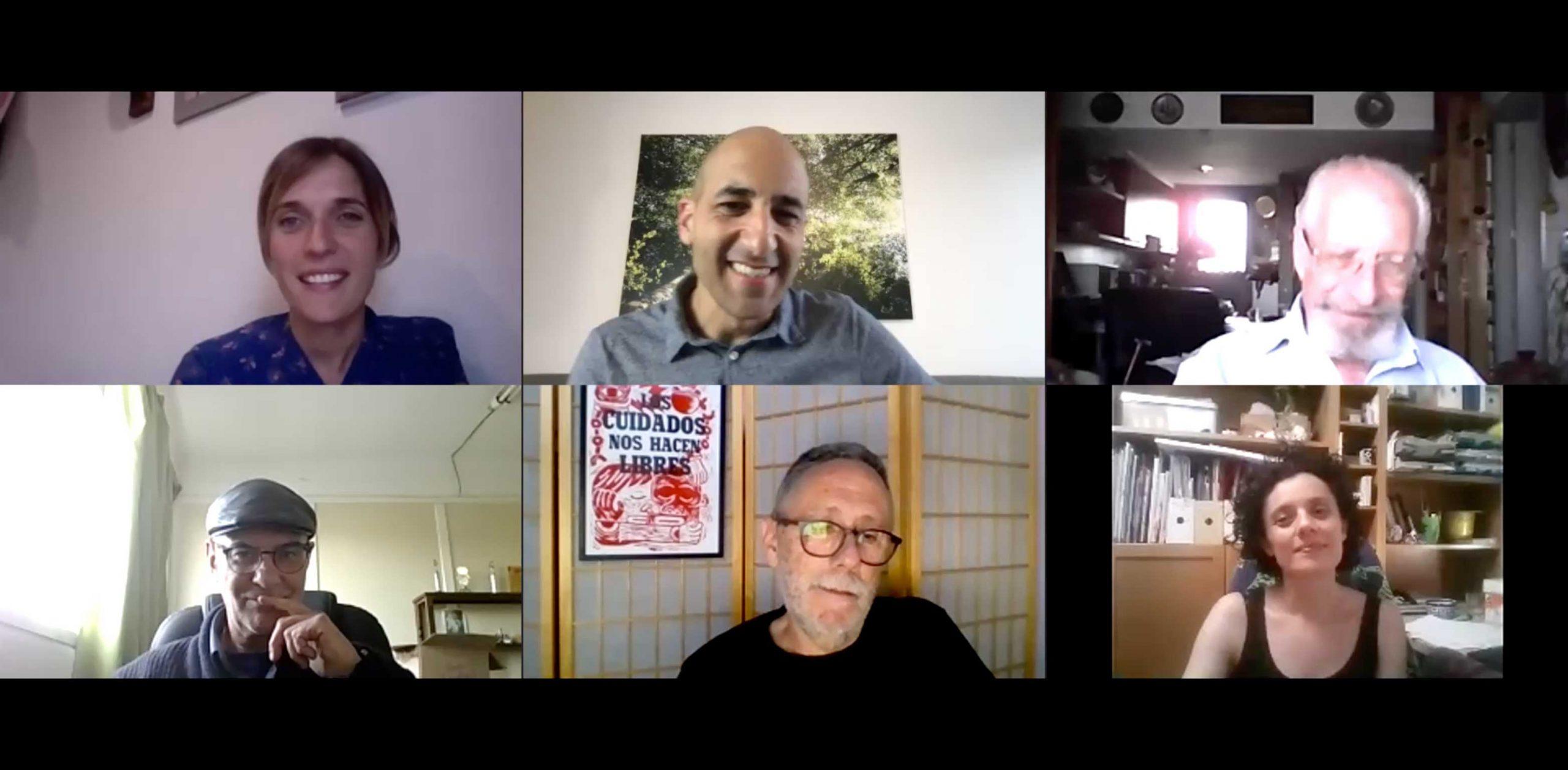 cohabitar live encuentro vídeo congreso virtual vivienda colaborativa ariwake cohousing